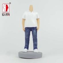 Cake Topper custom avatar creative gift customized real doll custom clay dolls fixed resin body DR965
