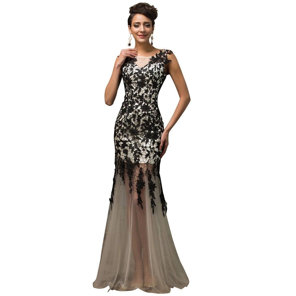 Formal Black Evening Dresses