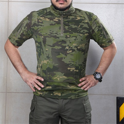 New Summer Multicam Camouflage Tactical Shirt Quickdry 100% Polyster T Shirt CP CB MCA MTP MCBK GREY