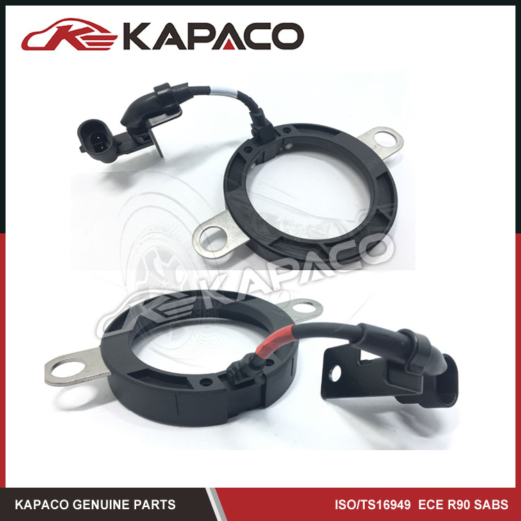 1 Pair Free Shipping Rear Left Right Wheel Speed Sensor