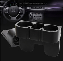 Auto Car SUV Cup Tray Food Drink Bottle Rack Holder Mount Stand Storage Organizer Storage Box