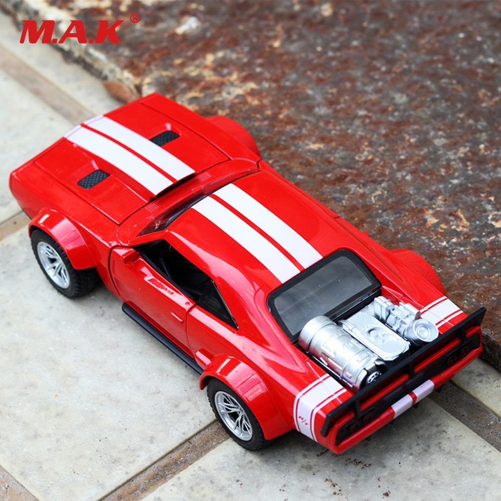 Boys Toys 1 32 Scale Zinc Alloy Diecast Car Charger Model With  # Modele Banc En Bois