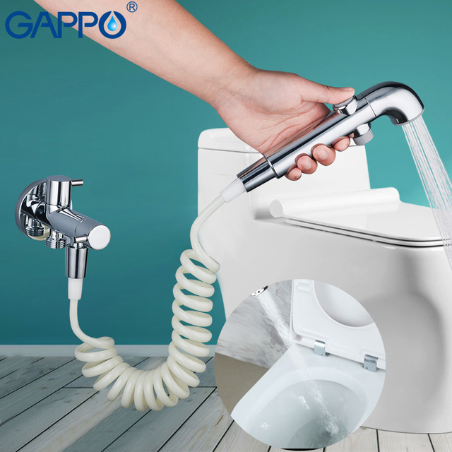 GAPPO Bidets muslim shower toilet sprayer faucet toilet shower bidet ...