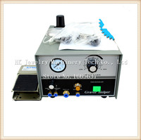 Top Quality Jewelry Engraving Machine Hand Pneumatic Engraving Tool Graver Max Double Ended 1set Lot