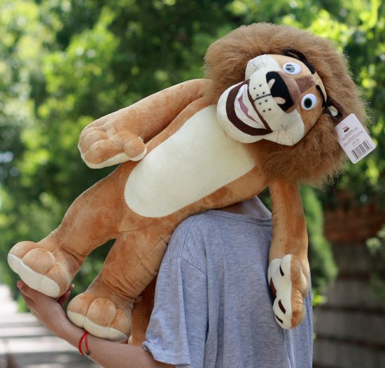 the stuffed lovely animal lion plush toys Malaga lion doll birthday gift  about 65cm plush toya elephant plush lion stuffed and soft animal toys