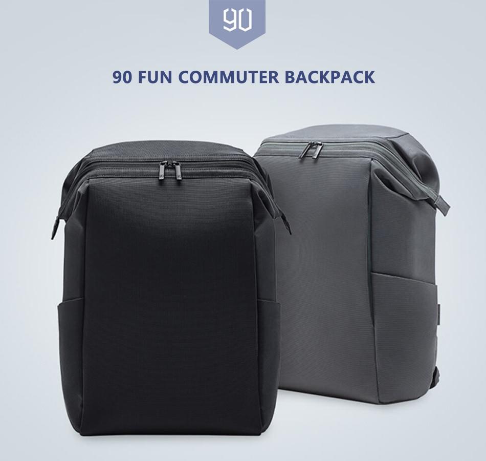 Xiaomi 90FUN Bag Commuter Backpack 4
