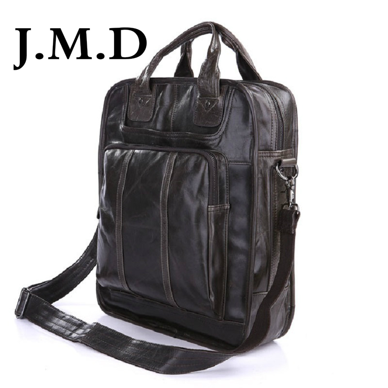 Vintage Men/'s Leather Backpack Bags Shoulder Briefcase Laptop Casual Travel Bag