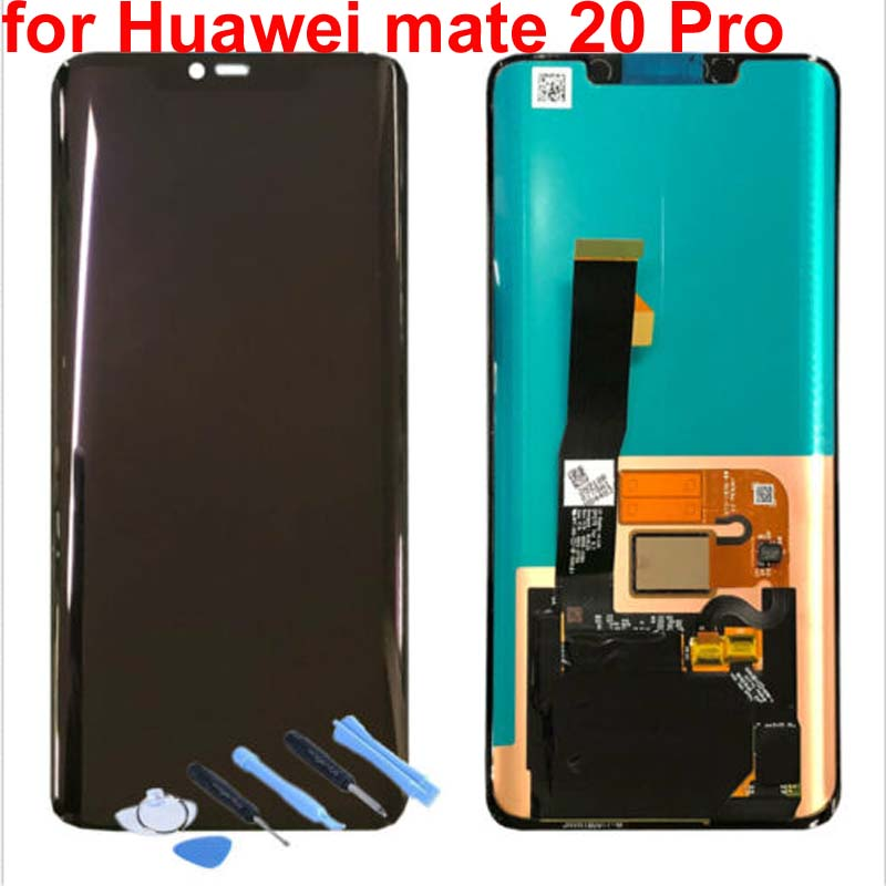 100 Tested Working For Huawei Mate 20 LCD for Huawei Mate 20 Pro LCD Display Touch