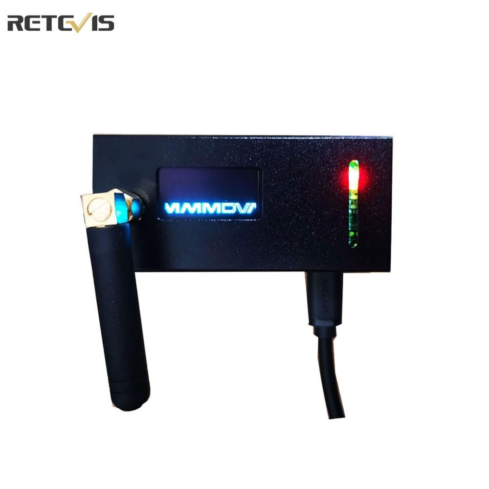 MMDVM Hotspot Wifi Digital Voice Modem Simplex DMR Hotspot Raspberry Pi OLED Antenna