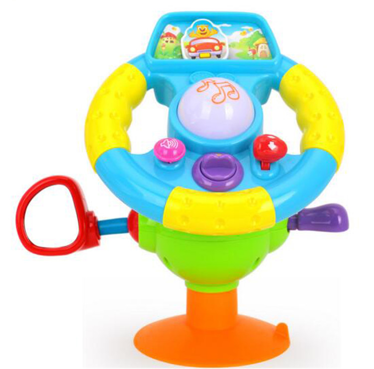 kids toys simulation car steering wheel toy battery operated steering wheel educational toys l