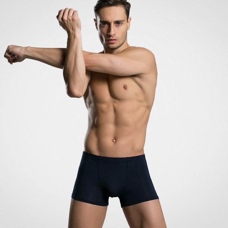 New Men Underwear Boxers Hand Waist Cool Modal U Men Boxer Pants Underwear Factory Wholesale Men Boxer Convex Design