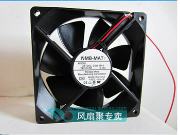 New original NMB 3610KL-05W-B40 9CM9225 24V0.16A 92*92*25MM dual ball inverter fan