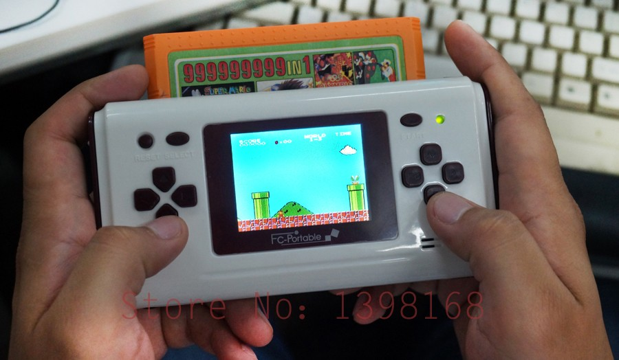 ФОТО Support nes cartridge/ handheld game consoles(buit-in 88 games) inserted card/ screen handheld game machine Board Game