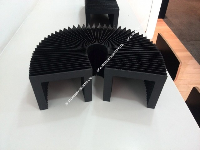 Maschine schutz, width400mm x Height70mm x Lmax800mm