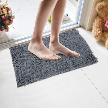 Nützliche 3 größen Günstige Boden Matte Bad Teppich Küche Teppich Tür Weg  Füße Matte Anti-slip Streifen Fußmatte Boden teppich Küche Teppich Bad Matte
