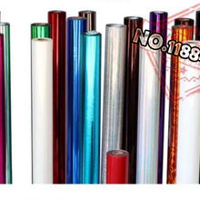 Голографическая фольга горячего тиснения для бумаги или пластика красочные 80 мм x 120 м тепло тиснения фольги бумага
