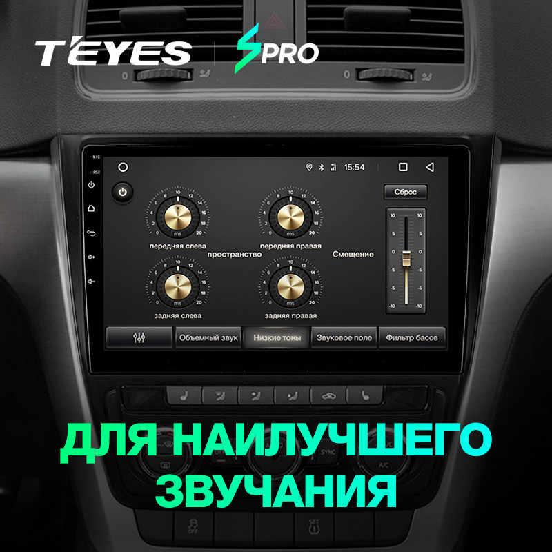 TEYES 用 SPRO 5L 2009 2011 2012 2013 2014 カーラジオマルチメディアビデオプレーヤーナビゲーション GPS アンドロイド 8.1 なし 2din 2 din