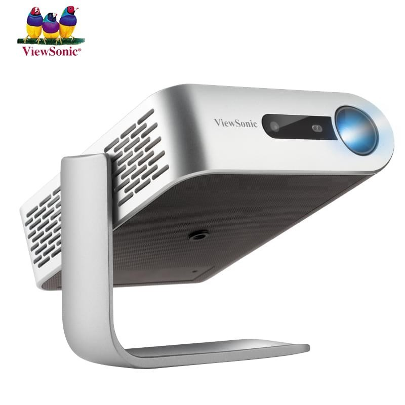 ViewSonic M1+ Brand Portable Mini Projector With Dual JBL