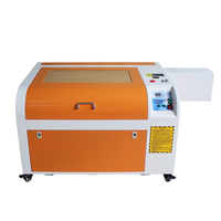 laser cutter 6040 CNC Laser Engraving Marking Machine 60W for wood plastic MDF