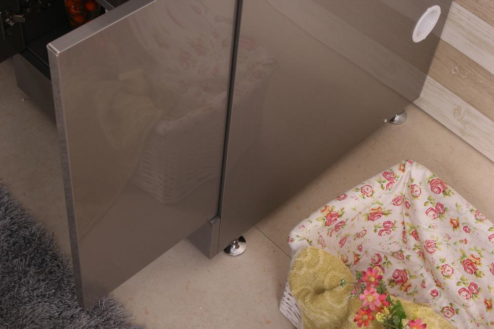 Die neue edelstahl waschen trommel waschmaschine schrank