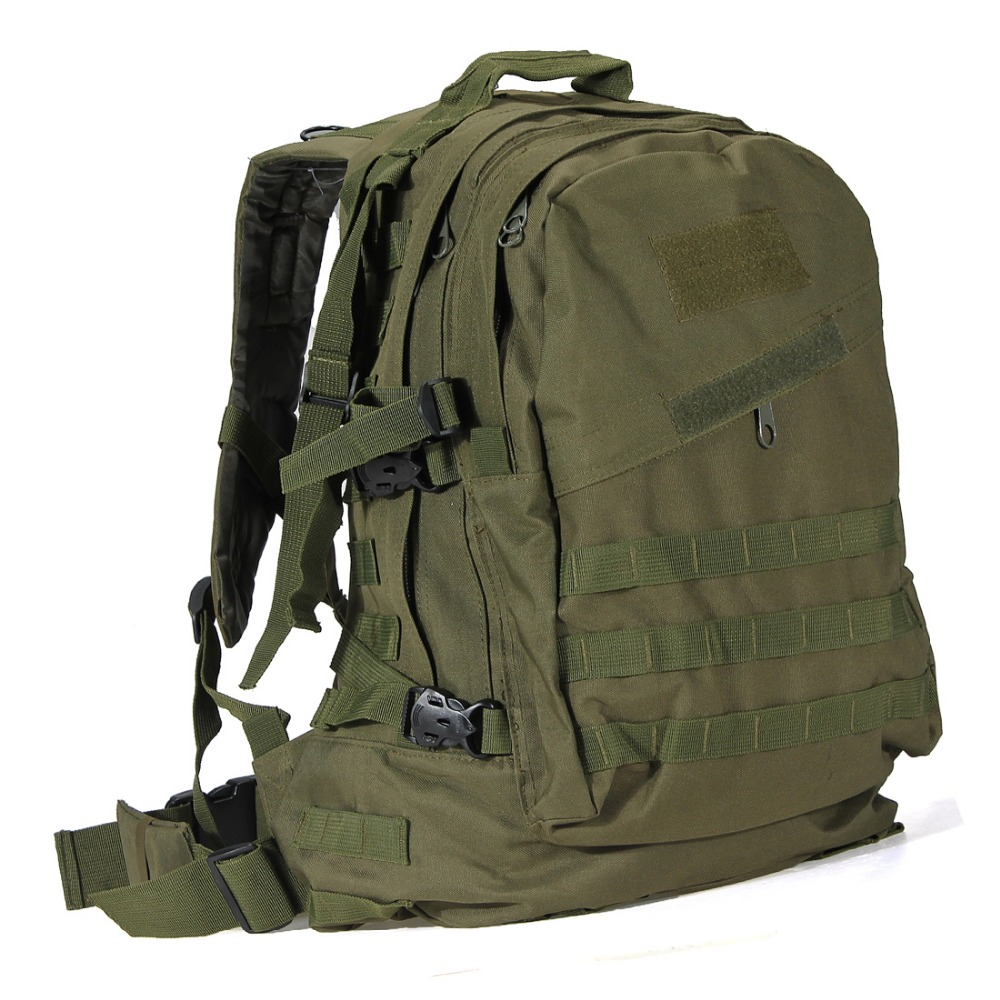 55L 3D Outdoor Sport nylon Military Tacts