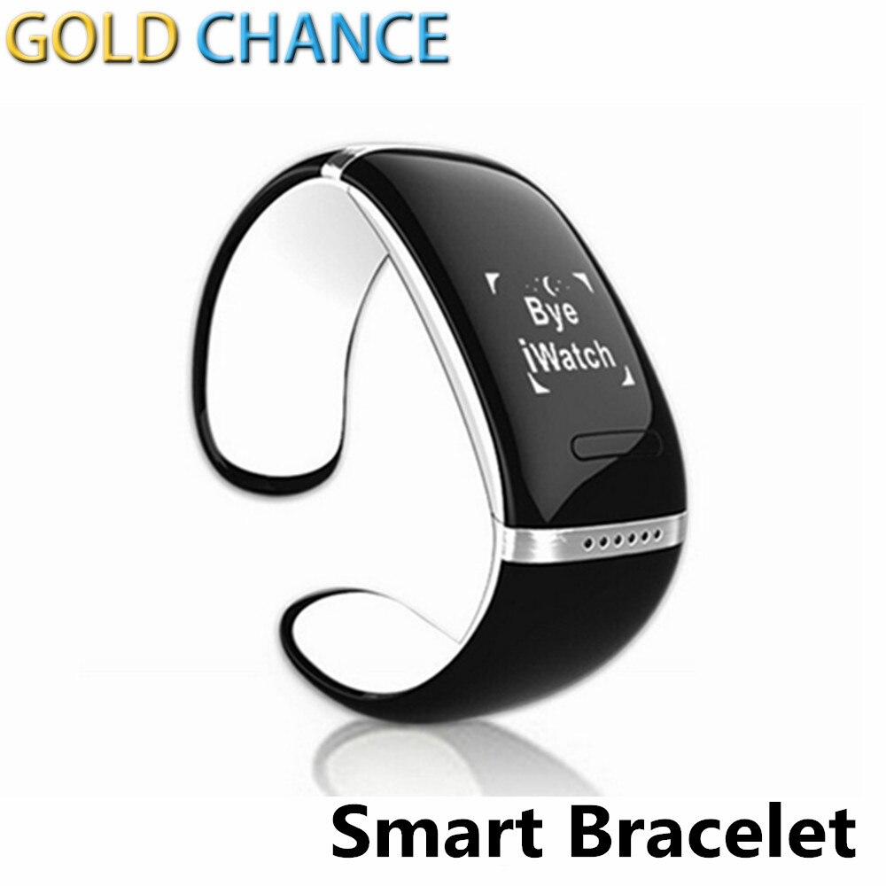 2015 New Arrival font b Smart b font font b Watch b font Sport Bracelet Wristband