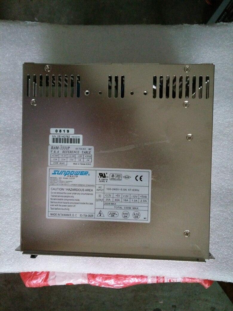 Sunpower RAM-1331P, 968769-102 RAS-2662P fonte de alimentação