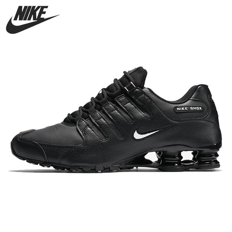 D'origine nouveauté 2018 NIKE SHOX NZ UE Hommes de chaussures de course Sneakers