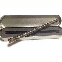 Тактическая Ручка латунная бамбуковая форма Самозащита Ручка Съемная функциональная ручка для записи женщин открытый портативный мини ав...