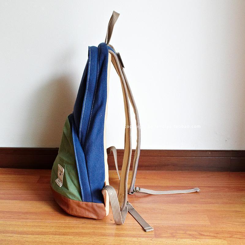 Aqualandia export Sen female line new hit color canvas shoulder bag backpack  schoolbag tide female bag on Aliexpress.com  b91d76bf0e
