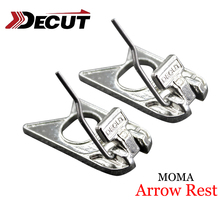 1pc Archery Arrow Rest Recurve Bow Shooting Paste Type Magnet Arrows For Outdoor Hunting Training Accessories