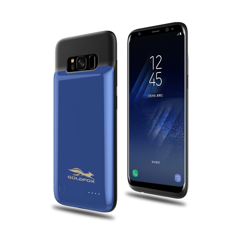 Battery Case For Samsung Galaxy S8 Battery Case 4000Mah Battery Charger Case Capa Power Bank For Samsung S8 Case Wholesale