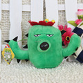 Cute Plants Vs Zombies Series toy Cactus Plush Doll decorations soft stuffed toys cute plush toys for children free shipping