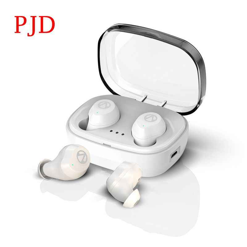 d351c436aaa Bluetooth 5.0 Touch Control TWS Earphones Waterproof Swimming Sport Headset  True Wireless Earbuds for Phone With