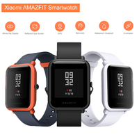 International Version Xiaomi Huami Amazfit Bip Smart Watch GPS Smartwatch Pace Lite Bluetooth 4 0 Heart