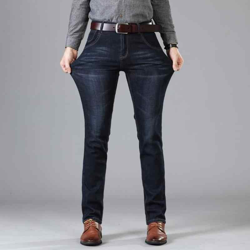 292b299f6b4 2019 брендовые модные дизайнерские джинсы мужские прямые черные с принтом Мужские  джинсы рваные джинсы