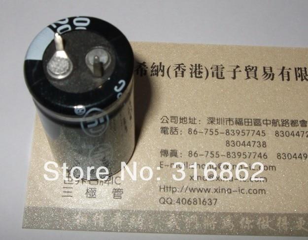 Free Shipping 400V220UF 400V 220UF  size 25*40 electrolytic ORIGINAL100% 10PCS/LOT Electronic Components kit