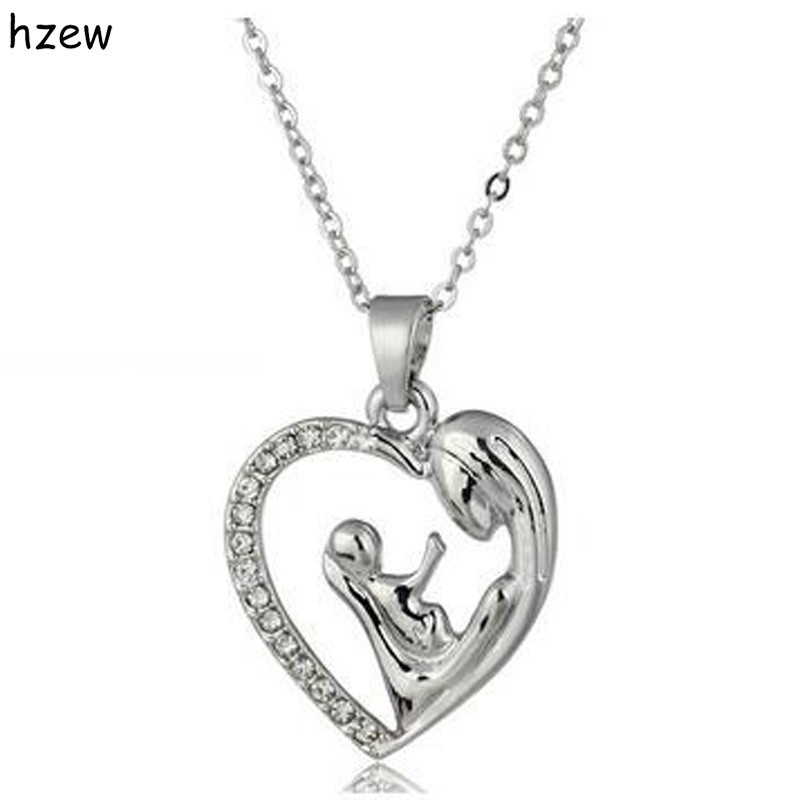Pendant Daughter For Heart-shaped
