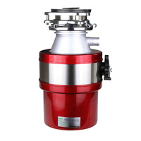 Home Kitchen Garbage Electric Food Wast Disposer Sewer Food Residues Kitchen Waste Shredder Machine Kitchen Appliance