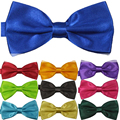 Brand New Men Business Marriage Party Tuxedo Bow Ties 2017 Mans Candy Color Adjustable Butterfly Cravat papillon Bowtie