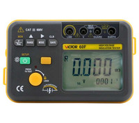Victory genuine Digital insulation Resistance Tester digital Mega Ohm Meter insulation Tester 2500V