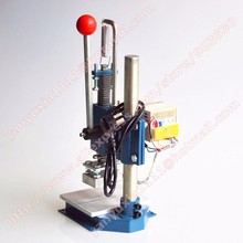 10X13CM LEATHER EMBOSSING MACHINE, LEATHER PRINTING MACHINE, HOT FOIL PRINTING MACHINE