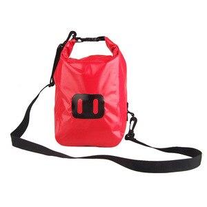 Новый 5л большой водонепроницаемый аптечка сумка портативный аварийный набор Чехол Только для наружного лагеря путешествия аварийное меди...
