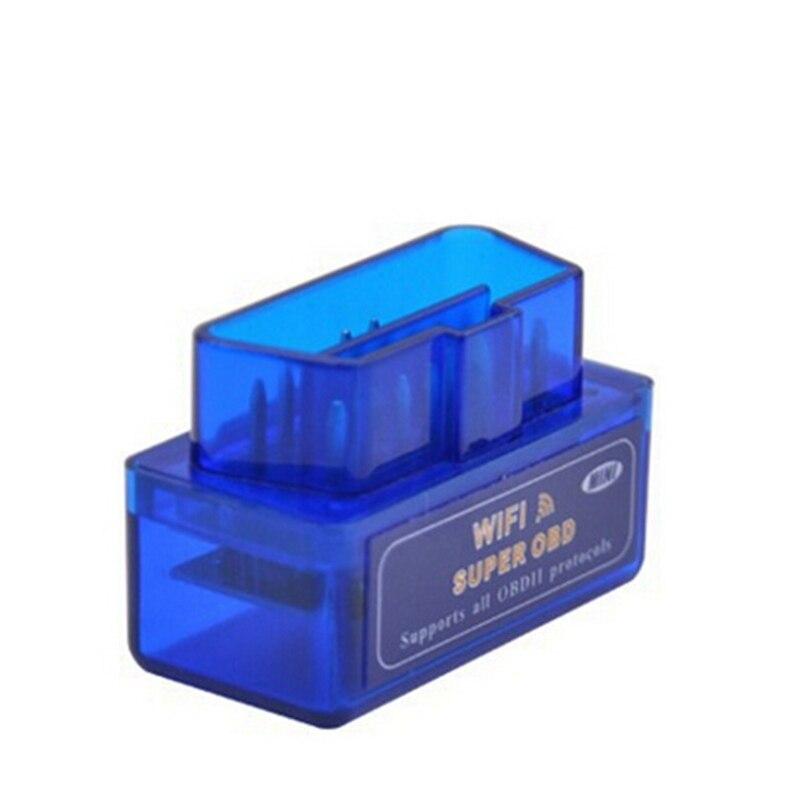 Mini ELM327 WiFi OBD2 ULME 327 Auto OBD 2 II Auto Diagnose-Tool Code Reader ODB Scanner Für IOS Android