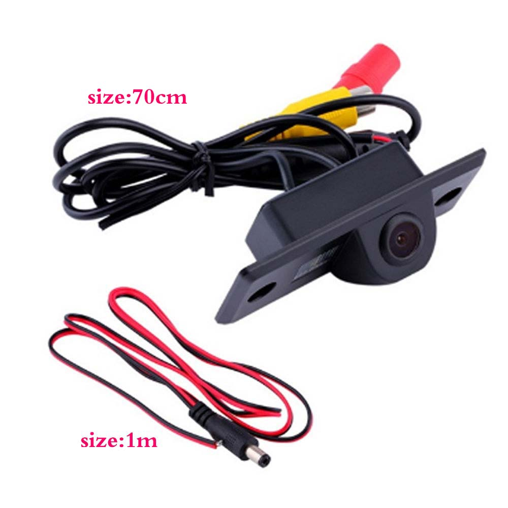 Rearview Parking Reversing Cam Auto Vehicle Rear View Backup Car Reverse Camera for VW Volkswagen Golf Jetta Passat Polo Touar ccd car reverse camera for ssangyong rexton kyron backup rear review reversing parking kit waterproof nightvision free shipping