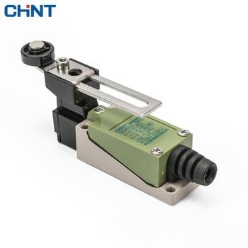 CHINT Stroke Switch Limit Switch YBLX-ME-8108 Since Reset Miniature Rolling Wheel Rocker Arm Type Limit Device chint lighting switches 118 type switch panel new5d steel frame four position six gang two way switch panel