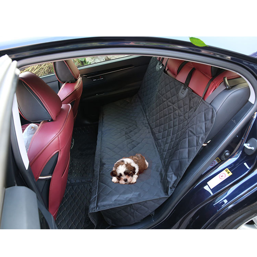 Pet Hammock Waterproof Rear Back Seat Cover for Car SUV Auto Cat Dogs Safety Belt Protector Mat Blanket Pet Car Rear Back Seat