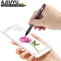 Активная Ручка емкостный сенсорный экран ручка для Apple IPhone X XS XR XS Max 8 7 6 6S Plus 5 5S Стилус ручка чехол для мобильного телефона NIB 1,4 мм