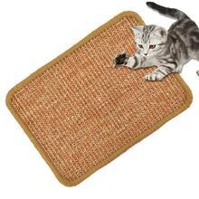 Когтеточка из сизаля для кошек доска Когтеточка коврик игрушка для кошачьей кошки башня скалолазание дерево Коврик охлаждающий подстилка коврик лежак для домашних животных