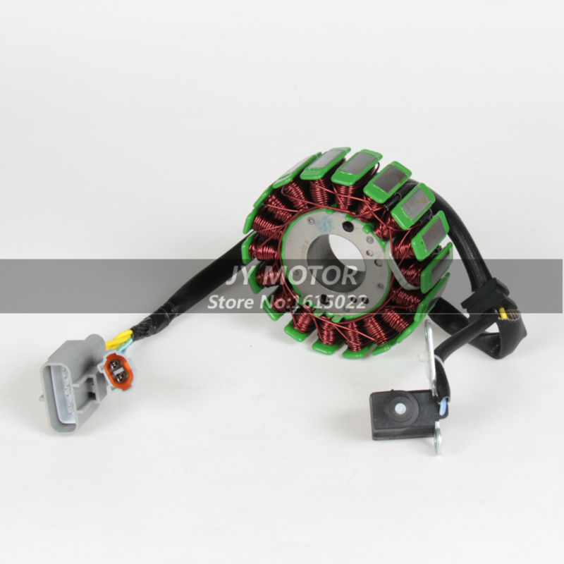 ФОТО 18 coils pole Stator Magneto starter motor ZS250GY-3 NC250